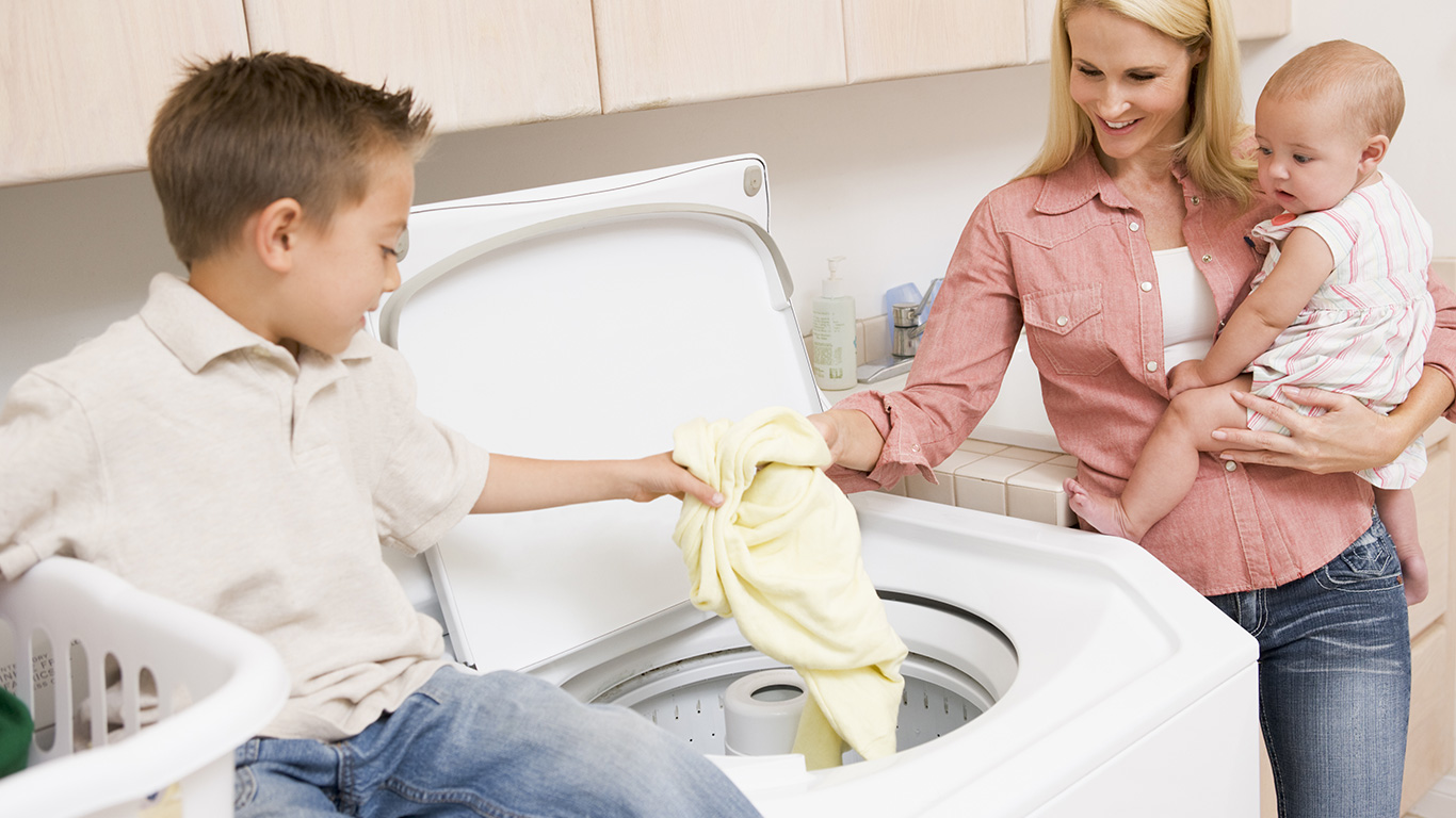 family-washing-machine